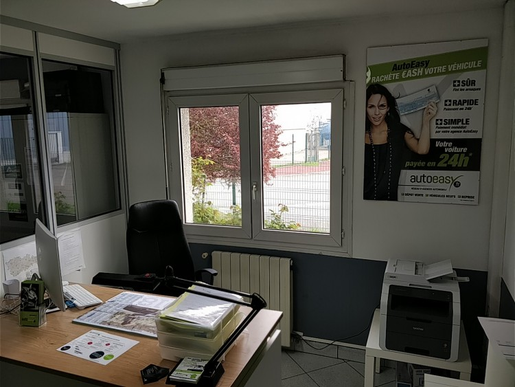 Agence AutoEasy Aubergenville