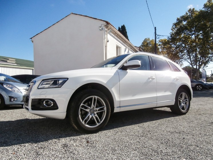 voiture audi q5 2 0 tdi 177 quattro avus tat neuf france occasion diesel 2014 56000 km. Black Bedroom Furniture Sets. Home Design Ideas