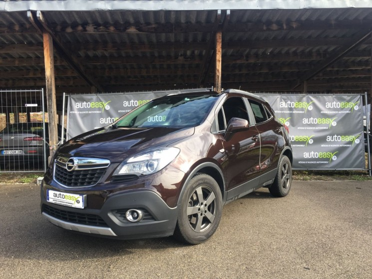 opel mokka 1 4 turbo 140 ch cosmo boite auto 4x2 autoeasy. Black Bedroom Furniture Sets. Home Design Ideas