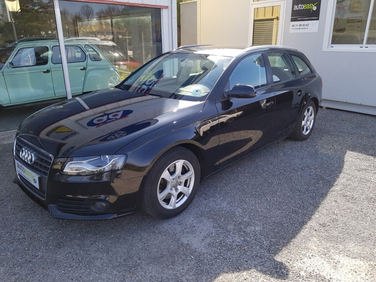 audi a4 avant 2 0 tdi 136 cv edition plus autoeasy. Black Bedroom Furniture Sets. Home Design Ideas