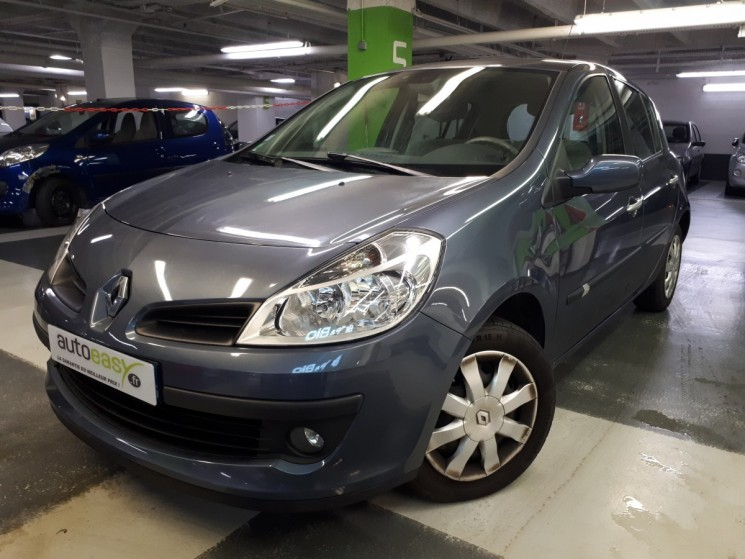 renault clio 3 1 5 dci 105 privilege 108400kms autoeasy. Black Bedroom Furniture Sets. Home Design Ideas