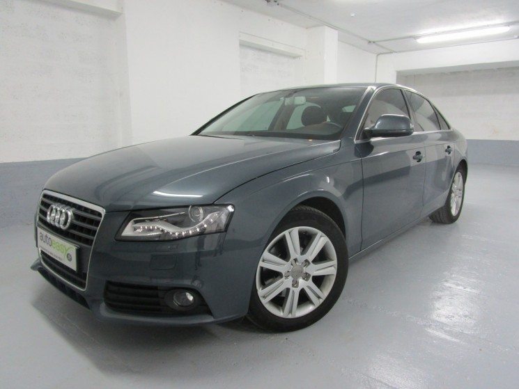 audi a4 iii b8 2 0 tdi dpf 143 cv bva to gps xenon autoeasy. Black Bedroom Furniture Sets. Home Design Ideas