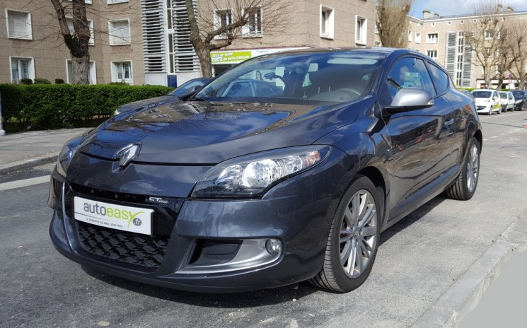 renault megane coupe iii 1 5 dci 110 cv gt line autoeasy. Black Bedroom Furniture Sets. Home Design Ideas