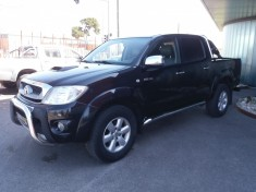 TOYOTA HILUX 3.0 D-4D 171 4WD Double Cab FULL