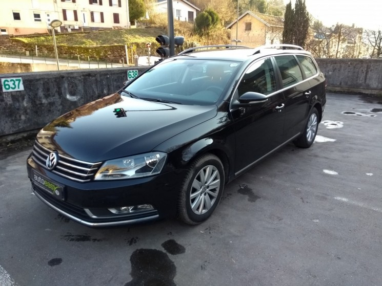 volkswagen passat 1 6 tdi 105 cv confortline autoeasy. Black Bedroom Furniture Sets. Home Design Ideas