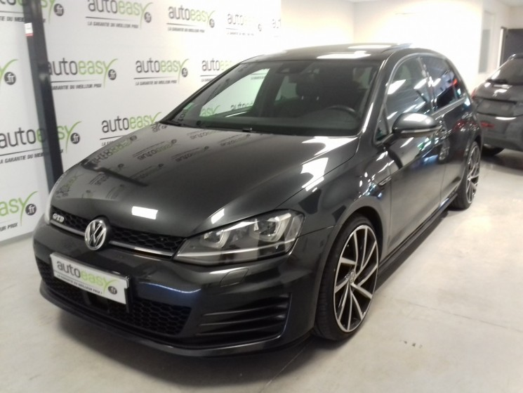 volkswagen golf 7 gtd 2 0 tdi 184 ch dsg gie 2020 autoeasy. Black Bedroom Furniture Sets. Home Design Ideas