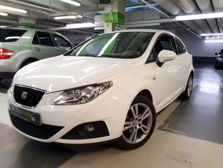 seat ibiza 1 6 tdi 90 style copa 44000kms autoeasy. Black Bedroom Furniture Sets. Home Design Ideas