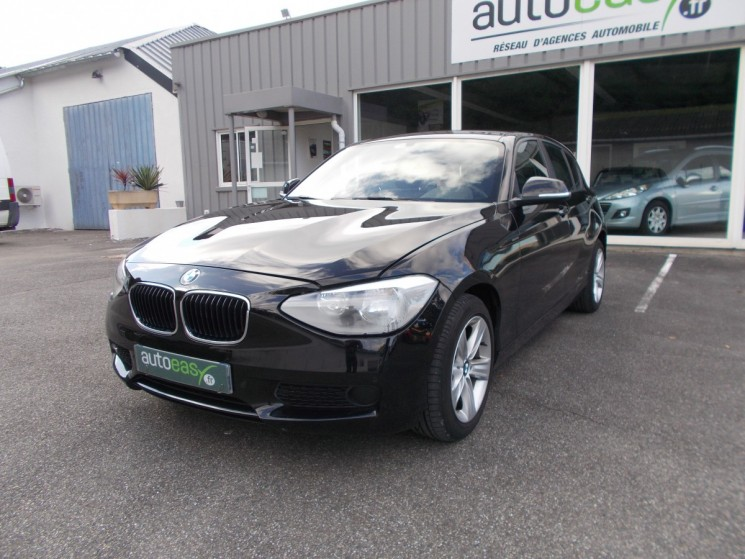 bmw serie 1 116 i 136 50000km boite auto autoeasy. Black Bedroom Furniture Sets. Home Design Ideas