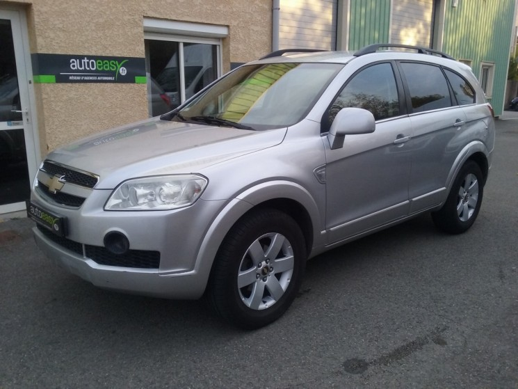 voiture chevrolet captiva 2 0 vcdi 150 ls pack awd. Black Bedroom Furniture Sets. Home Design Ideas