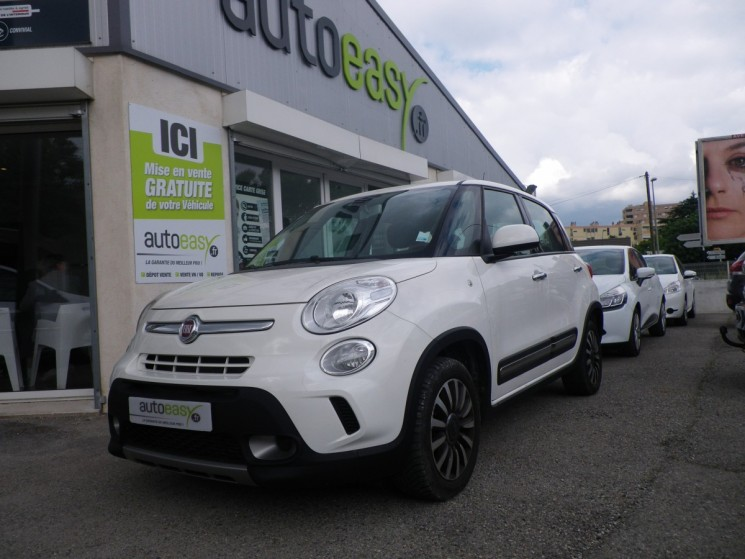 fiat 500l 1 3 95 cv mjt trekking popstar 20000 km autoeasy. Black Bedroom Furniture Sets. Home Design Ideas