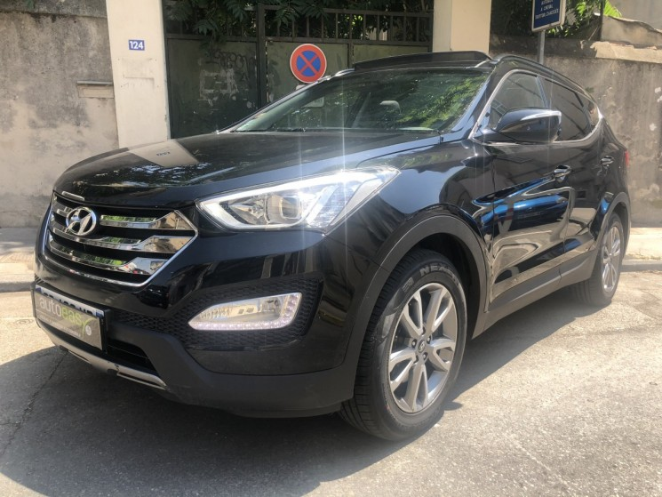 hyundai santa fe 2 2 crdi 197 cv premium 7 places autoeasy. Black Bedroom Furniture Sets. Home Design Ideas