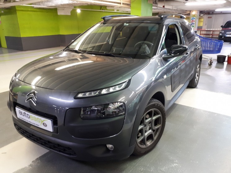 citroen c4 cactus 1 6 hdi 100 shine autoeasy. Black Bedroom Furniture Sets. Home Design Ideas