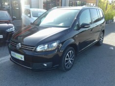 VOLKSWAGEN TOURAN 1.6 TDi 105 Ch Cup 7 Places
