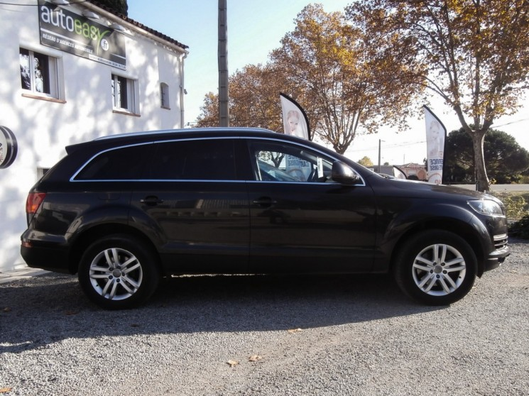 voiture audi q7 3 0 tdi 240 quattro ambition luxe france occasion diesel 2008 149800 km. Black Bedroom Furniture Sets. Home Design Ideas