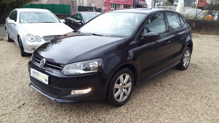 voiture volkswagen polo 1 6 tdi fap 90 cv confortline occasion diesel 2012 48200 km. Black Bedroom Furniture Sets. Home Design Ideas
