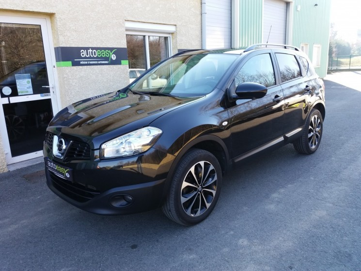 voiture nissan qashqai 1 5 dci 110 ch s rie 360 1 re main occasion diesel 2014 115000 km. Black Bedroom Furniture Sets. Home Design Ideas