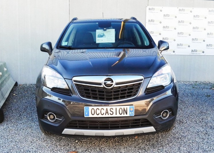 voiture opel mokka 1 7 cdti 130 cosmo pack 1 re main occasion diesel 2015 39000 km 17490. Black Bedroom Furniture Sets. Home Design Ideas