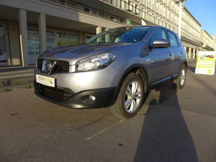 voiture nissan qashqai 1 5 dci 110 connect edition occasion diesel 2011 106500 km 9990. Black Bedroom Furniture Sets. Home Design Ideas