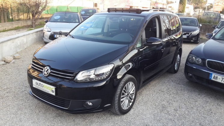 volkswagen touran 1 6 tdi 105 cup 7 places autoeasy. Black Bedroom Furniture Sets. Home Design Ideas