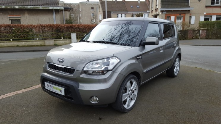 voiture kia soul 1 6 crdi 128 cv vibe occasion diesel. Black Bedroom Furniture Sets. Home Design Ideas