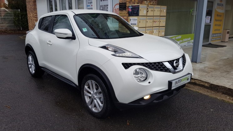 voiture nissan juke 1 5 dci 110 n connecta gtie 04 2018 occasion diesel 2016 750 km. Black Bedroom Furniture Sets. Home Design Ideas