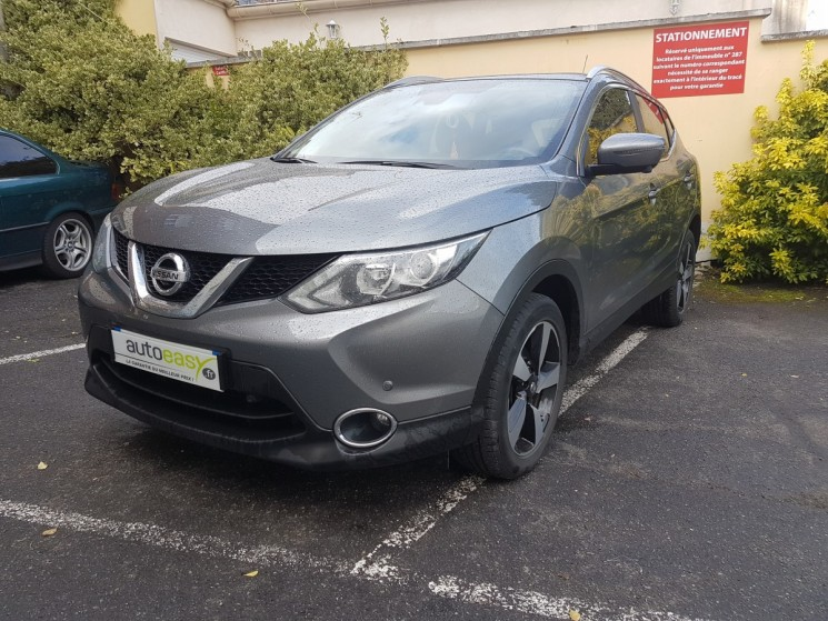 nissan qashqai 1 5 dci 110 connect start and stop autoeasy. Black Bedroom Furniture Sets. Home Design Ideas