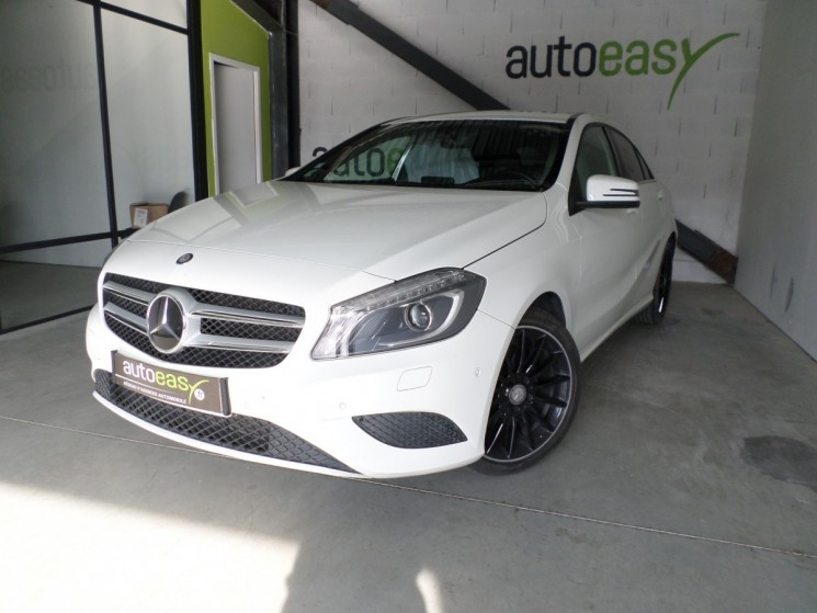 voiture mercedes classe a 200 cdi sensation amg 7g dct occasion diesel 2013 93000 km. Black Bedroom Furniture Sets. Home Design Ideas