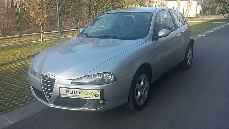 alfa romeo 147 jtdm 150 cv finition distinctive autoeasy