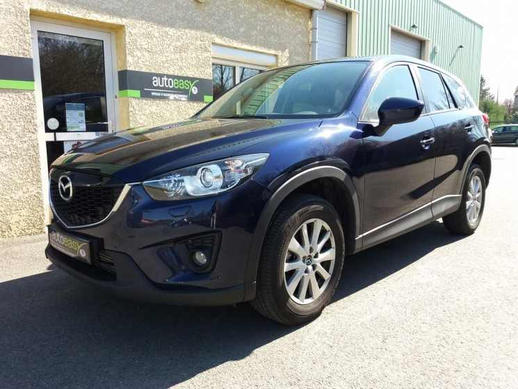 voiture mazda cx 5 2 2 skyactiv d 150 ch dynamique 4x2 ba occasion diesel 2014 18000 km. Black Bedroom Furniture Sets. Home Design Ideas
