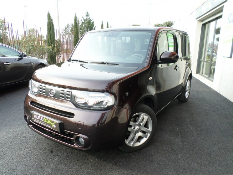 voiture nissan cube 1 5 dci 110 zen 1 main bluetooth occasion diesel 2011 130000 km 5990. Black Bedroom Furniture Sets. Home Design Ideas