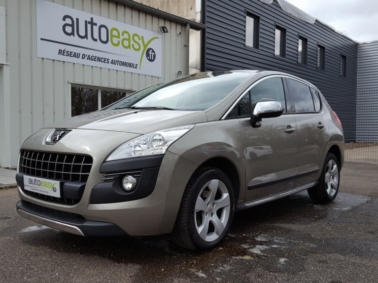 voiture peugeot 3008 1 6 hdi 115 allure occasion diesel 2013 99300 km 10990. Black Bedroom Furniture Sets. Home Design Ideas