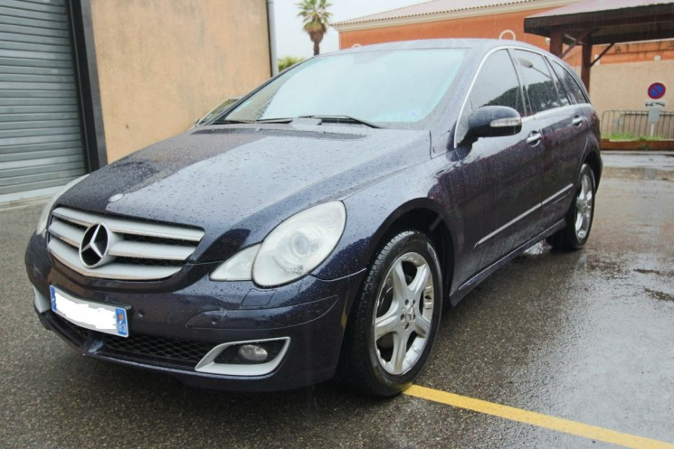 voiture mercedes classe r 320 cdi 4matic 7g tronic occasion diesel 2007 174000 km 12990. Black Bedroom Furniture Sets. Home Design Ideas