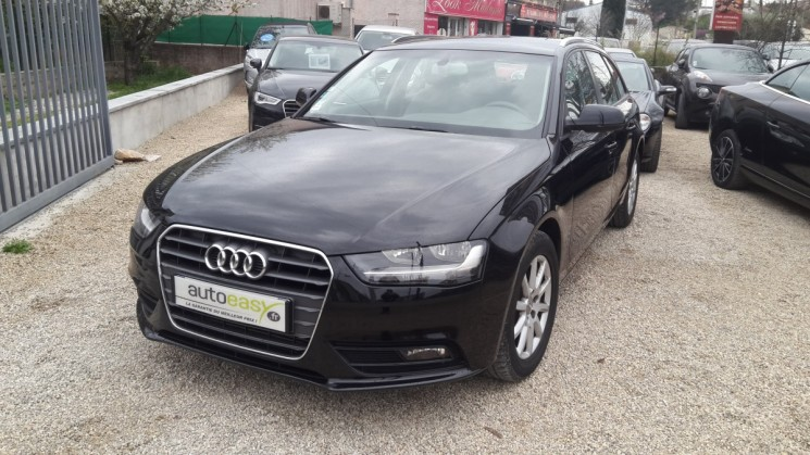 voiture audi a4 avant 2 0 tdi 143 ambiante break occasion diesel 2012 72400 km 14990. Black Bedroom Furniture Sets. Home Design Ideas