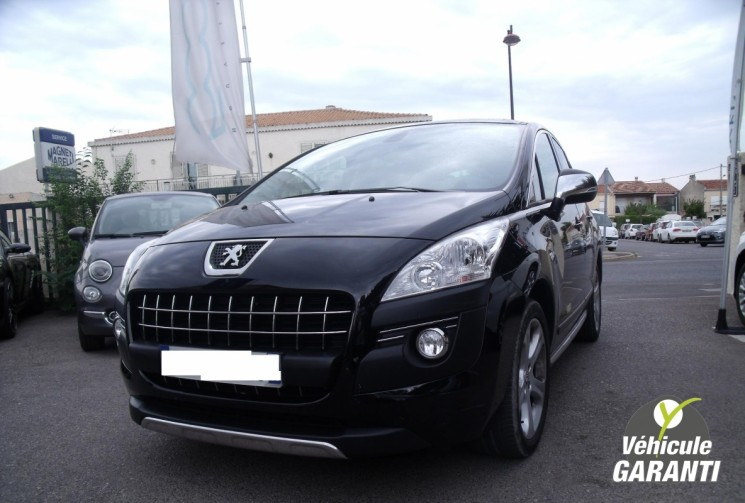 voiture peugeot 3008 2 0 hdi allure 150 cv occasion diesel 2013 62000 km 15990. Black Bedroom Furniture Sets. Home Design Ideas