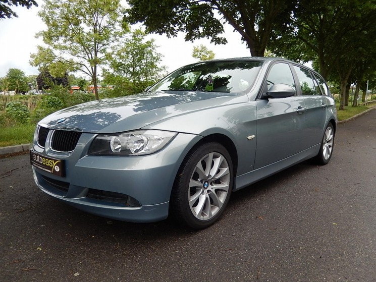 voiture bmw s rie 3 320d e91 320 touring occasion diesel 2005 134642 km 8490. Black Bedroom Furniture Sets. Home Design Ideas