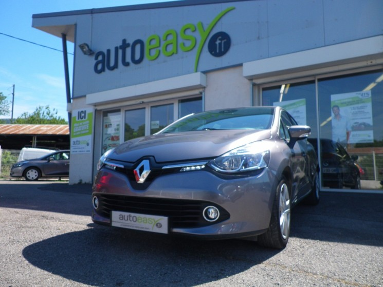 voiture renault clio 1 5 dci 75 cv business gps 23000 km occasion diesel 2015 23448 km. Black Bedroom Furniture Sets. Home Design Ideas