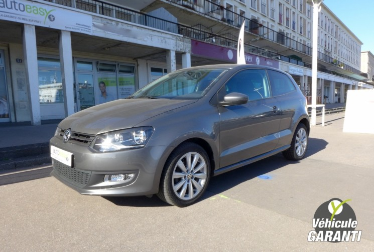 volkswagen polo 1 6 tdi 90 confortline autoeasy. Black Bedroom Furniture Sets. Home Design Ideas