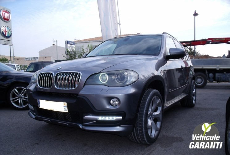 voiture bmw x5 3 0 d x drive pack m luxe moteur neuf. Black Bedroom Furniture Sets. Home Design Ideas