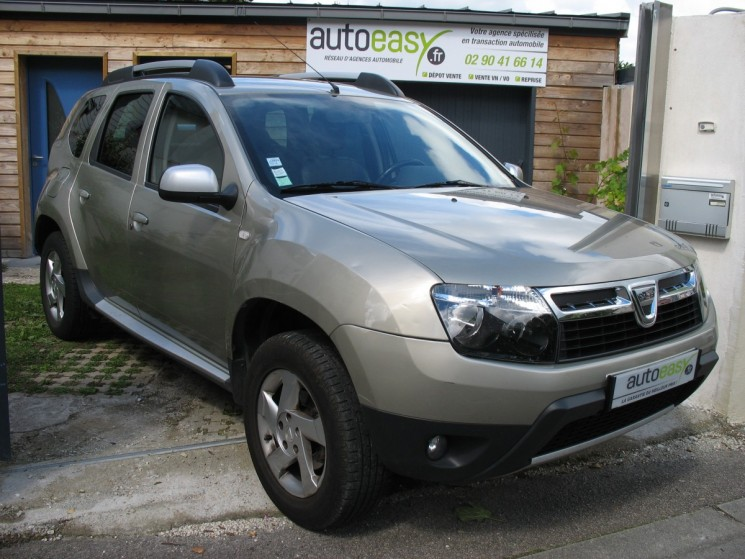 dacia duster 1 5 dci 110 prestige 4x4 autoeasy. Black Bedroom Furniture Sets. Home Design Ideas