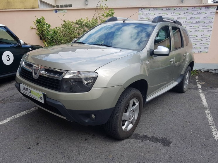 dacia duster 105 4x4 prestige 48 000 kms autoeasy. Black Bedroom Furniture Sets. Home Design Ideas