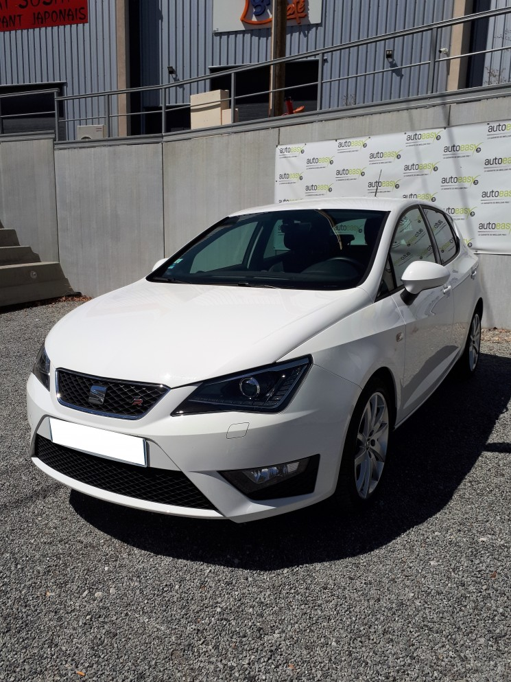seat ibiza 1 4 tdi 105 ch fr gps 95g autoeasy. Black Bedroom Furniture Sets. Home Design Ideas