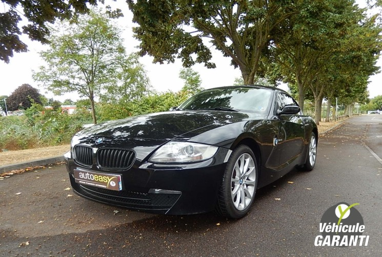 voiture bmw z4 coup 3 0 si 265 ch occasion essence 2006 137162 km 15990 tomblaine. Black Bedroom Furniture Sets. Home Design Ideas