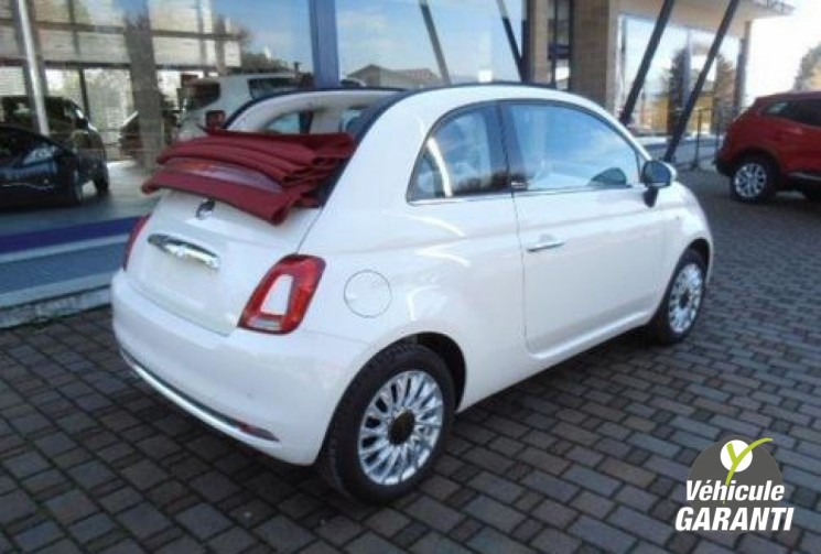 fiat 500 fiat 500c 1 2 lounge 69 ch autoeasy. Black Bedroom Furniture Sets. Home Design Ideas
