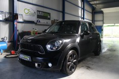 MINI MINI COUNTRYMAN S 1.6 184 BVA ALL4 Cuir GPS