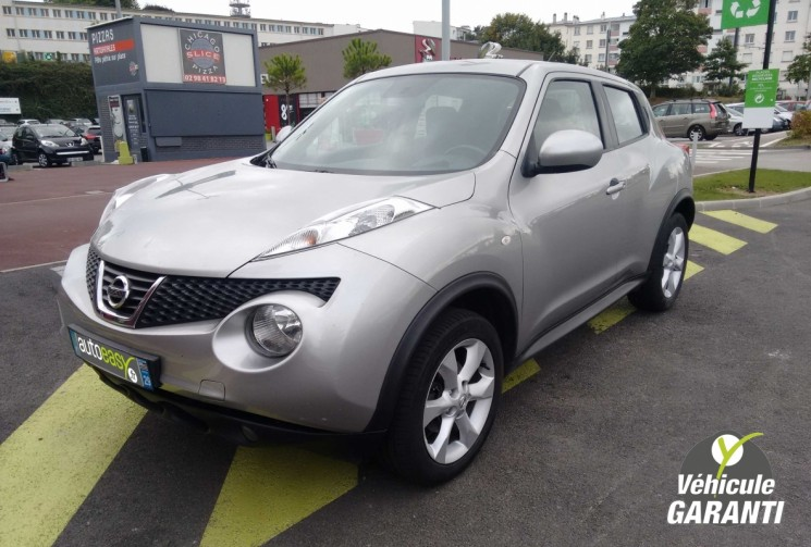 voiture nissan juke 1 5 dci 110 acenta occasion diesel 2013 96000 km 9490 brest. Black Bedroom Furniture Sets. Home Design Ideas