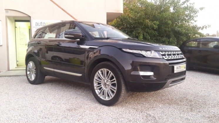 voiture land rover range rover evoque 2 2 sd4 190 prestige occasion diesel 2013 85173 km. Black Bedroom Furniture Sets. Home Design Ideas