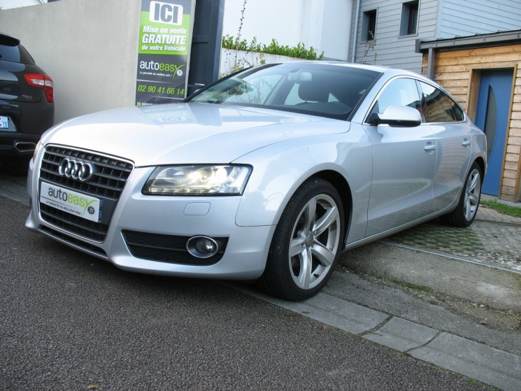 audi a5 2 7 v6 tdi sportback ambitio luxe 90000 km autoeasy. Black Bedroom Furniture Sets. Home Design Ideas