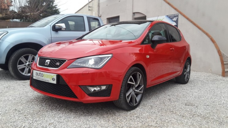 seat ibiza 1 2 tsi 105 fr black line autoeasy. Black Bedroom Furniture Sets. Home Design Ideas