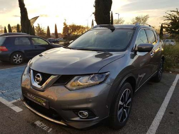 nissan x trail 1 6 dci 130 7 places tekna 23000km autoeasy. Black Bedroom Furniture Sets. Home Design Ideas