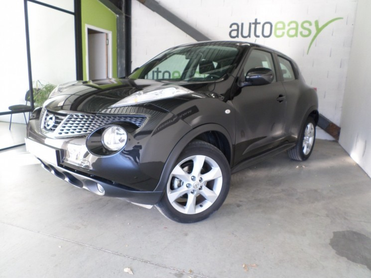 voiture nissan juke 1 6 117 acenta 2011 90000km occasion. Black Bedroom Furniture Sets. Home Design Ideas